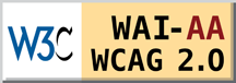WCAG - 2.0 - Level AA checked