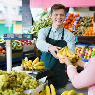 Grocery Stores – Fruit Stores: LEARN MORE